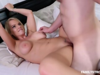 Pornky blonde big tits